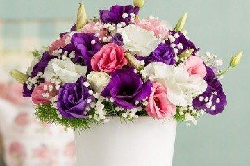 Bayramda Sevdiklerinize Gönderebileceğiniz Çiçekler