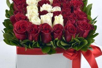 Nişanlıya Gönderilecek Çiçekler