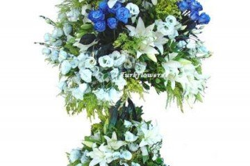 Ferforje Düğün Çiçekleri