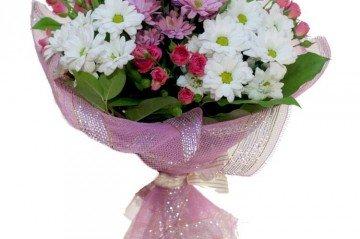 Kadınlar Gününe Özel Çiçekler
