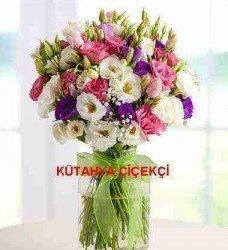 Cam Vazoda Yaz Çiçeği